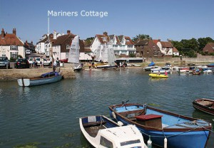 Holiday Cottage Chichester Harbour